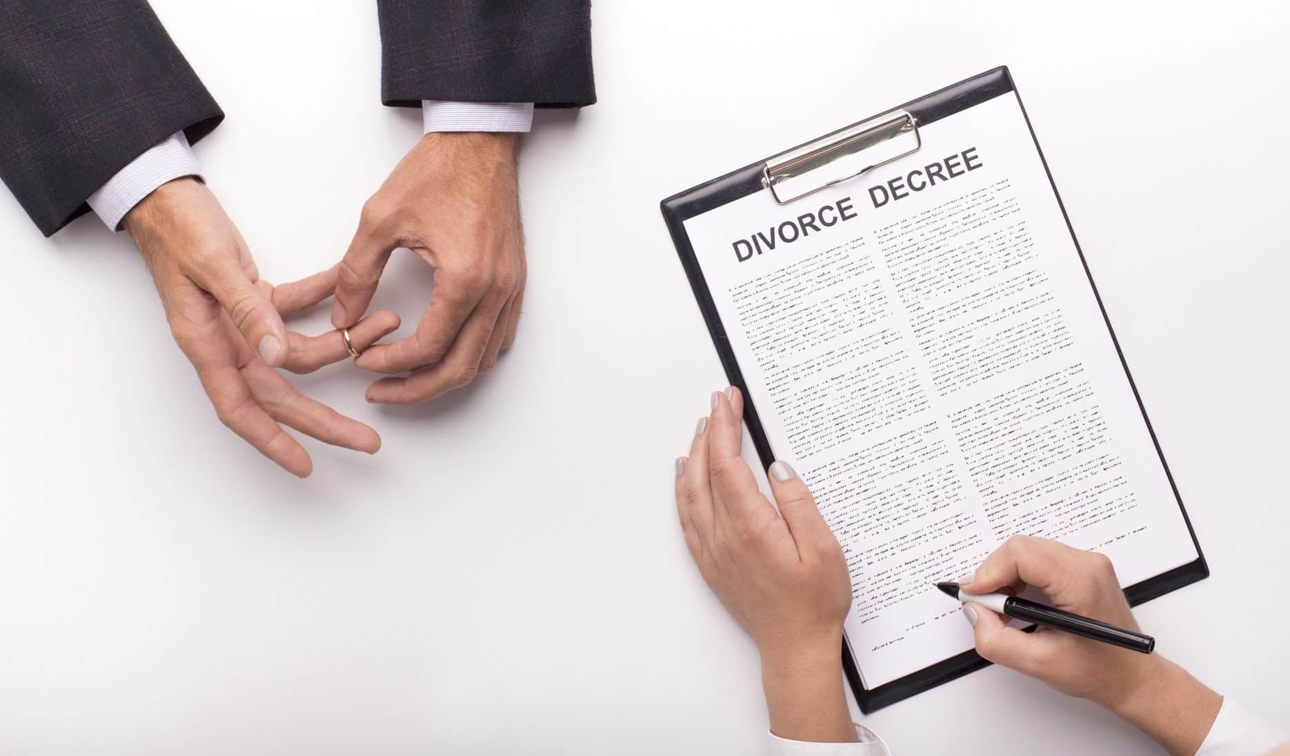 How do I get back my marital or non-marital real estate interest in my KY divorce?