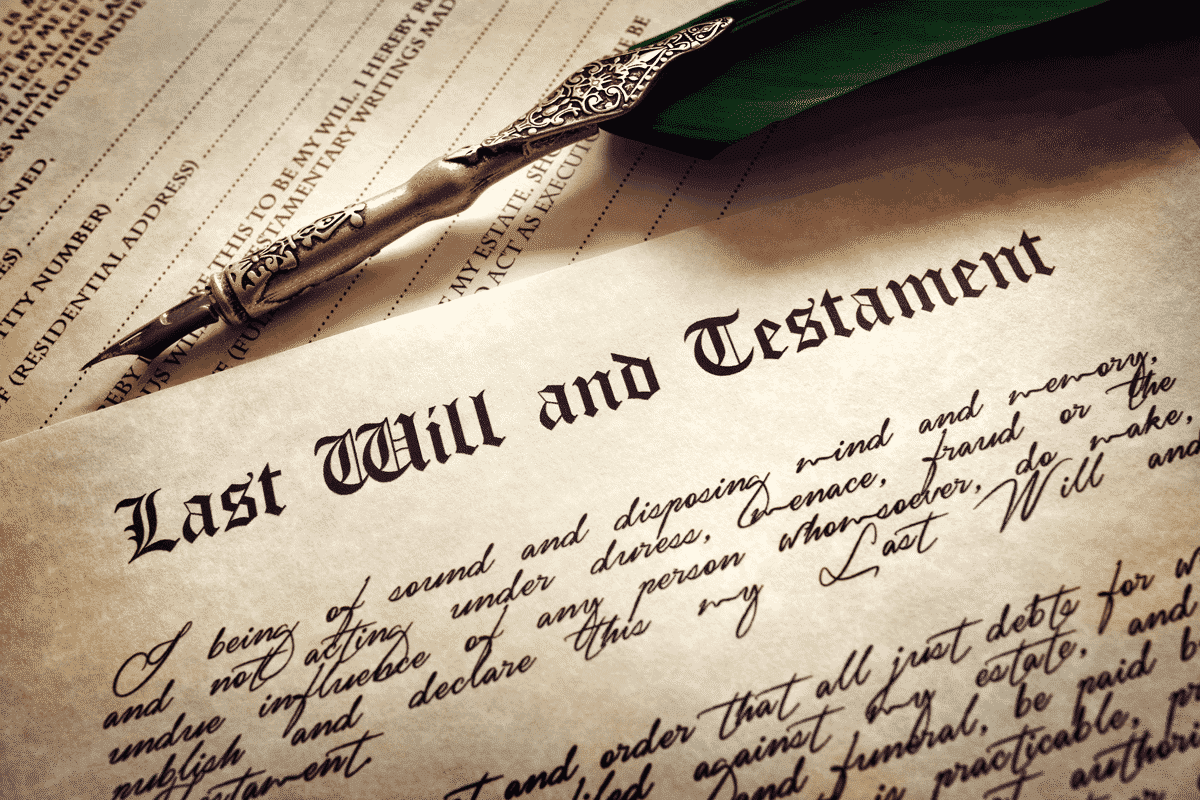 11 considerations under Ohio law for families and blended families when someone dies without a will